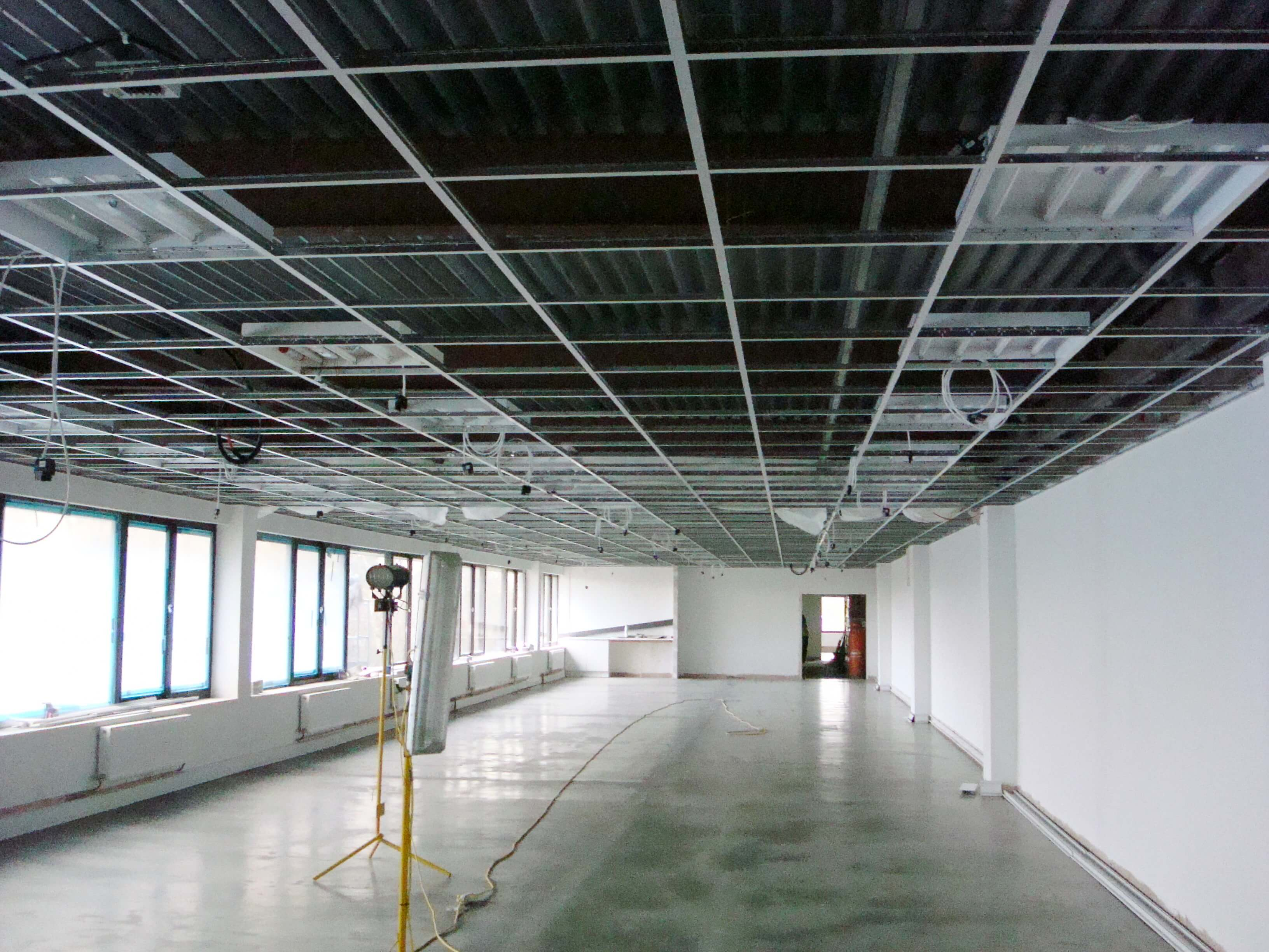 Suspended Ceiling Cre8tive Interiors